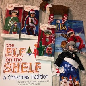 The Elf on the Shelf: Gently used
